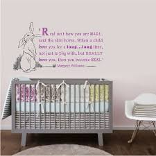 velveteen rabbit nursery rabbit