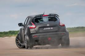 nissan juke crash test report nissan juke r 2 0 approved for limited production run