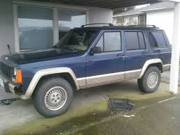 ghetto jeep this old jeep cherokee country minor build jeep cherokee forum