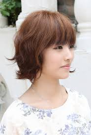 bob hair cuts wavy women 2013 asian hairstyles soft casual wavy brown bob haircut hairstyles