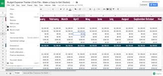 Spreadsheet Free Free Budget Spreadsheet Template And A Budget