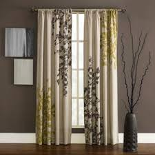 Green And Beige Curtains Green Curtain Panels 100 Images Trendy Blue And Green Curtains