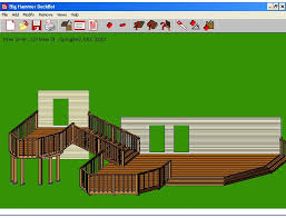 deck design software free designer designs tool plans decks