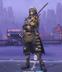ana overwatch wallpapers overwatch all of ana u0027s skins including a destiny rip off