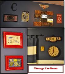 Car Room Decor Best 25 Vintage Car Room Ideas On Pinterest Vintage Car Decor