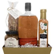 Bourbon Gift Basket Gift Basket Experts Cocktail Gifts
