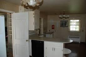 Kitchen Garage Door by Farmhouse Kitchen With A Future Fine Homebuilding
