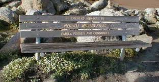 memorial benches pacific grove memorial benches 93950