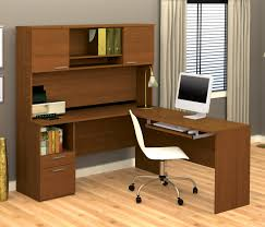 Inexpensive L Shaped Desks Furniture Bestar Furniture For Inspiring Modern Interior