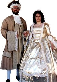 1700 u0027s court of louis xvi colonial america costumes