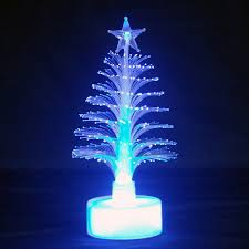 7ft Artificial Christmas Tree With Lights by Ideas Have An Amazing Christmas With Wonderful Fiber Optic