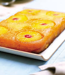 pineapple upside down cake delicious magazine