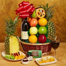 fruit gift fresh fruit baskets ruma s gourmet fruit and gift baskets