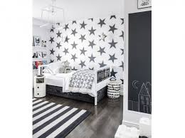 chambre fille noir et blanc deco chambre garcon noir et blanc visuel 6