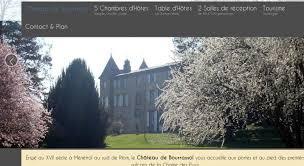 chambres d hotes riom location salle de réception et chambres d hôtes au château près de