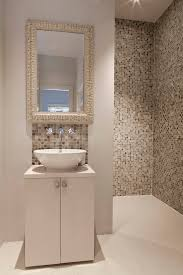 bathroom tile wall ideas copper mosaic tile bathroom contemporary with rooms white