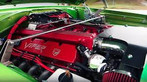 1968 dodge charger engine this viper v10 powered 1968 dodge charger srt10 is simply amazing