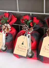 cookie mix gift sack easy diy christmas gift idea it u0027s always