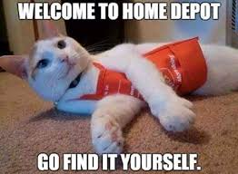Lazy People Memes - home depot most lazy employee of the month memes lol