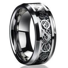 titanium wedding rings uk mens silver wedding rings ebay