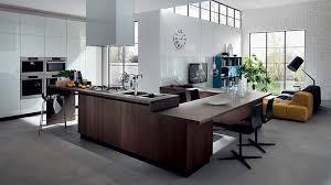 cuisine en u ouverte sur salon cuisine ouverte sur salon en 40 nouvelles idées du moderne au