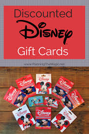 gift card discounts disney world discounts at bj s discount disney gift cards