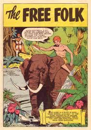 the comic book catacombs ghanga the elephant boy in