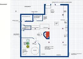 Kitchen Floor Plan Layout Basement Kitchen Bar Design Layouts Surripui Net