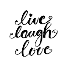 live laugh love live laugh love stock vector illustration of sign greeting 100930532