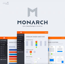 Monarch Design by Monarch Review The Best Social Sharing Wordpress Plugin 20 Off
