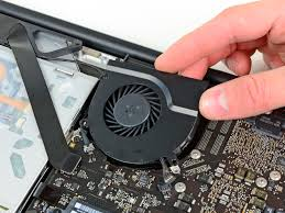 macbook pro late 2008 fan macbook pro 15 unibody early 2011 right fan replacement ifixit