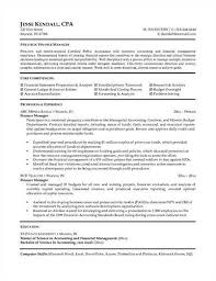 Sample District Manager Resume by Finance Manager Resume Sample