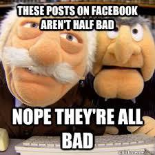 Waldorf And Statler Meme - image result for waldorf and statler meme muppets pinterest