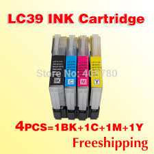 brother printer mfc j220 resetter 4x lc39 ink cartridges for brother lc985 dcp j315w mfc j415w mfc