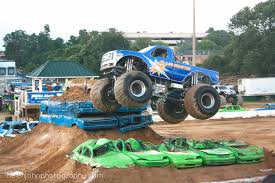 monster truck show 2014 north potomac maryland family photographer