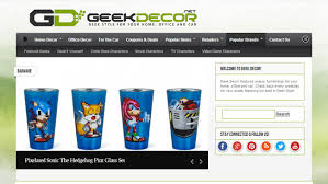 Home Decor Deal Sites Geekdecor Net Home Decor For Geeks The Geekie Awards