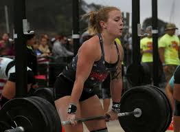 hundreds sweat and strain at crossfit contests on treasure island