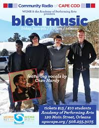 bleu music featuring chev hardy