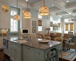 blue kitchen islands kitchen cabinets island design idea ideal space