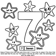 number 7 crayola au
