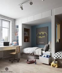 Batman Boys Bedroom Childrens Bedroom Interior Design Nightvale Co