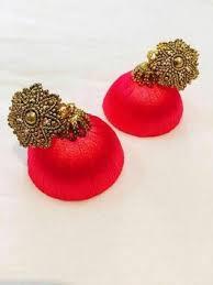 earrings app silk thread earrings designs apk free design app