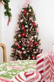 corner christmas tree candy space saving christmas tree tried true