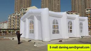dome tent for sale inflatable party tents for sale youtube