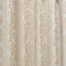 scatter box aston damask chenille lined eyelet curtains ebay