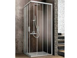 bathroom marvelous corner shower stalls kits frameless for small