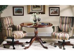 harden furniture home office queen anne conference table 1715