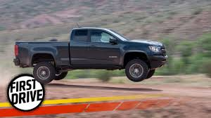 chevy prerunner truck the 2017 chevrolet colorado zr2 can fly