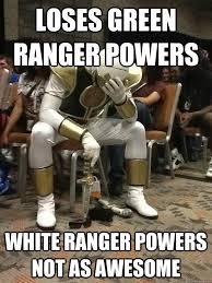 Power Ranger Meme - regretful power ranger memes quickmeme power rangers pinterest