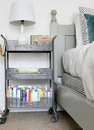 raskog cart ideas 8 clever ways to use ikea raskog cart for narrow space home